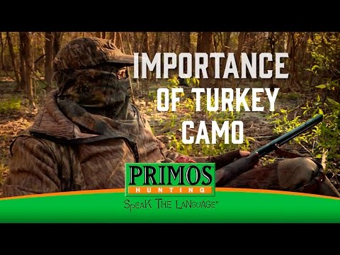 The Importance Of Camo For Turkey Hunting