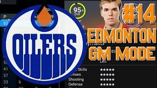NHL 16 GM Mode #14 l Trade Deadline Grabbing a SUPERSTAR! l Edmonton Oilers