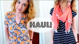 Online Shopping Haul & Try On! [Modcloth | StitchFix | DSW | Amazon]