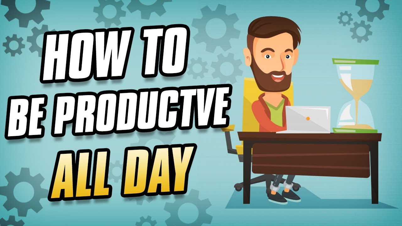 Download How To Be Productive All Day ( 3 Proven Tips To Be Productive Everyday)