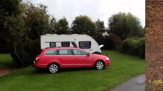 Tewkesbury Caravan Site