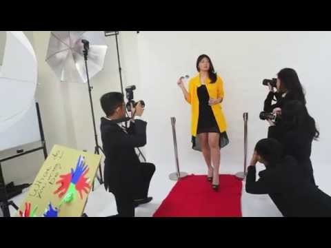 Behind the Scene IICS Yearbook Photoshoot 2014