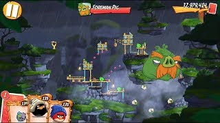 Angry birds 2 silver slam(19 October 2018)/by Allinhindi
