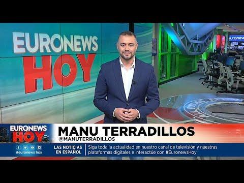 Euronews Hoy   Las noticias del viernes 3 de septiembre de 2021