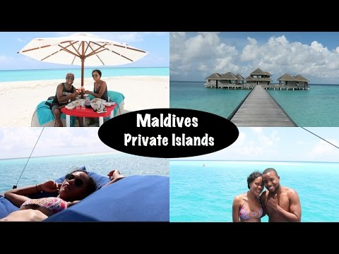 Maldives Vacation Vlog: Private Islands