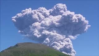新燃岳噴火:2018年5月14日