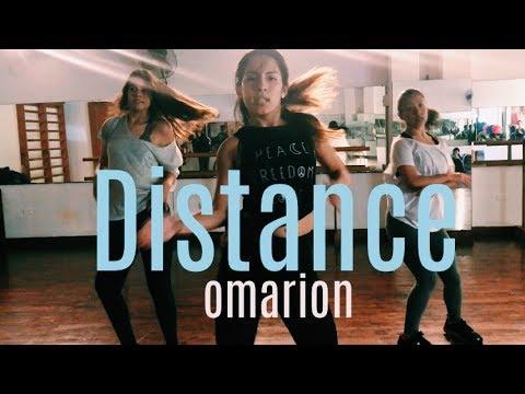 Omarion - Distance l Guillermo Alcázar Choreography
