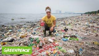 Plastikmüll am Strand: Diese Firmen sind verantwortlich