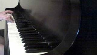 "Matthew West ""Save a Place for Me"" piano cover"
