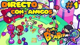Vídeo Super Bomberman R