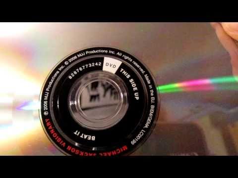 Unboxing Michael Jackson Beat It (Visionary)