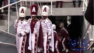 AAMU Marching into Magic City Classic