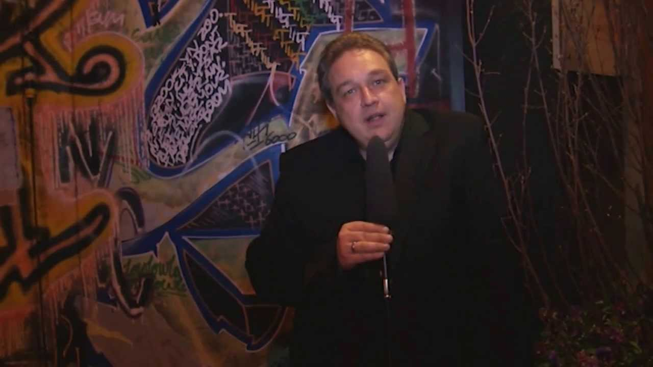 Sascha Heyna Verstorben: Sascha Heyna überrascht Oliver Kalkofe (Rekalked DVD