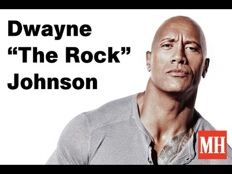 """Behind the Scenes: Dwayne """"The Rock"""" Johnson"""