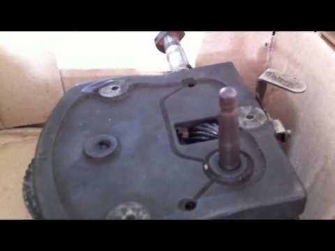 Design to the Beat Gramophone motor Columbia no25