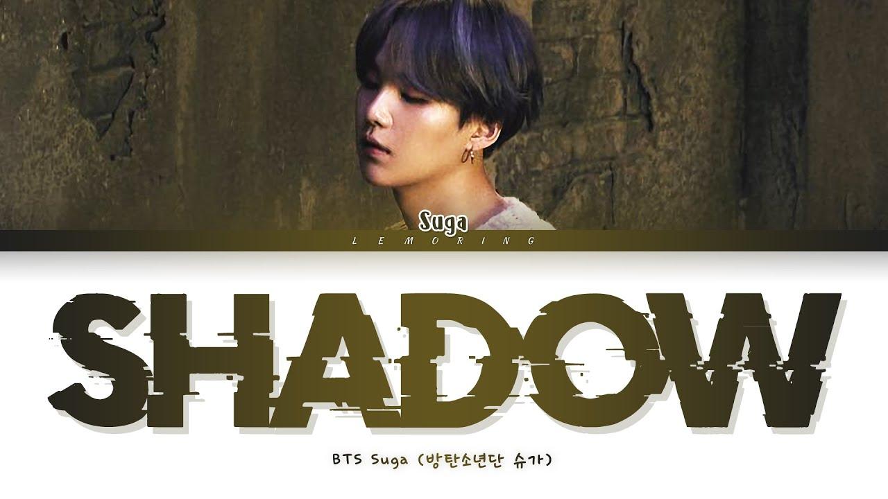 Download BTS SUGA Interlude : Shadow (Full Length Edition) Lyrics [Color Coded Lyrics/Han/Rom/Eng/가사]