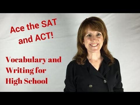 Homeschool High School Vocabulary and Writing: Online Classes