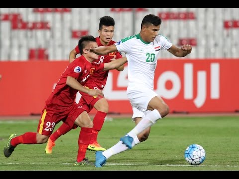 Iraq vs Vietnam (AFC U-19 Championship 2016: Group Stage)