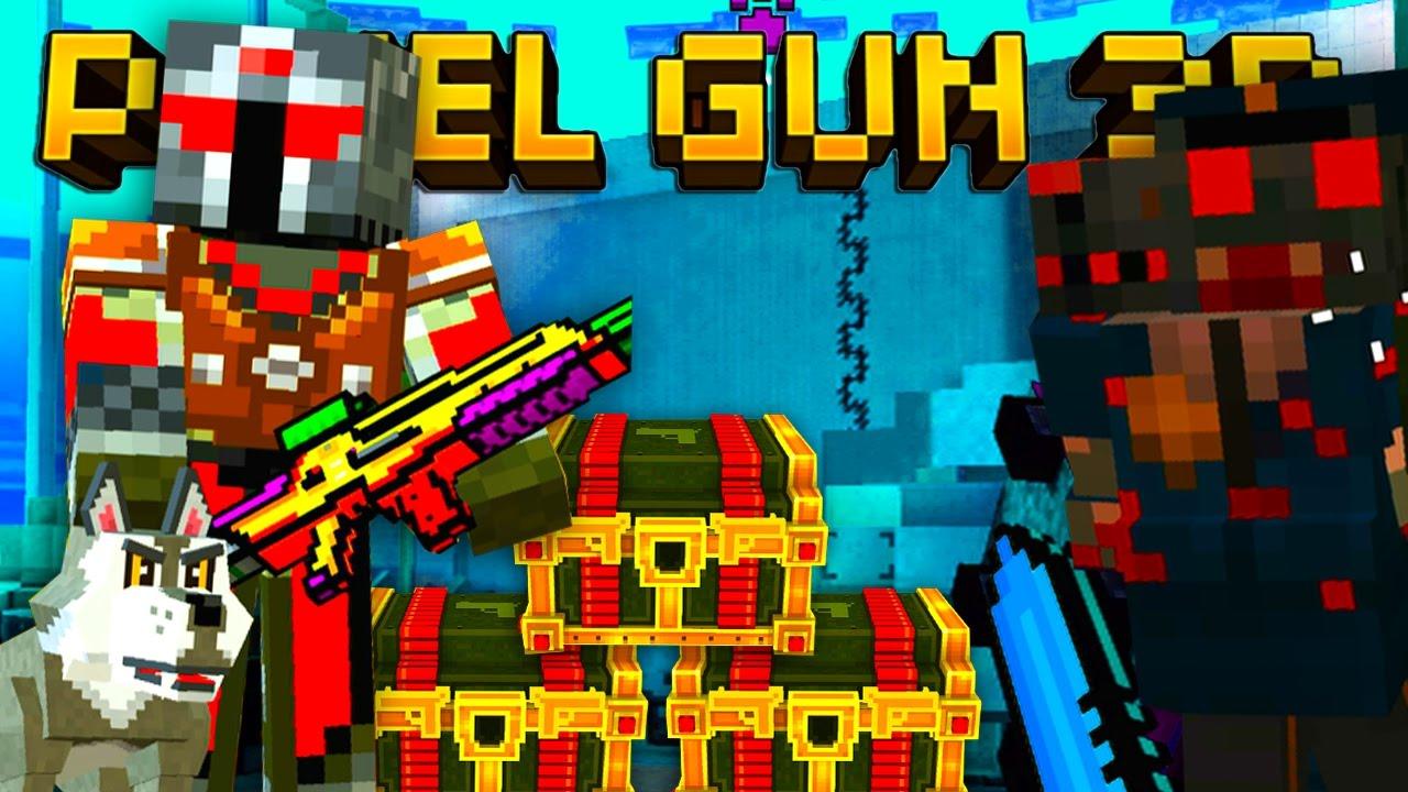 Pixel Gun Zombies