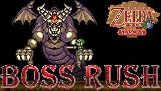 The Legend of Zelda: Oracle of Seasons - Boss Rush (No Damage)
