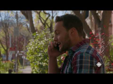 Dennis Andres /Ian (the good dad becomes single #2) - Workin' Moms (tv series) (Season 2) (2018)
