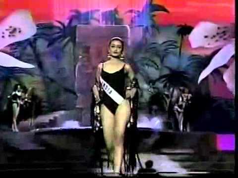 Miss India Universe 1993 Namratha Shirodhkar Swim Suits