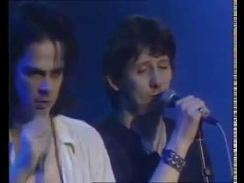 Nick Cave and Shane(Wasted off his ass)MacGowan