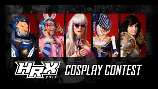 Hi-Rez Expo 2017 - Road to the $15,000 Cosplay Contest!