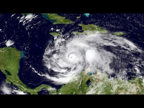 Why You Should Expect More Storms Like Hurricane Matthew
