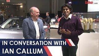 In Conversation With Ian Callum, Director Of Design, Jaguar
