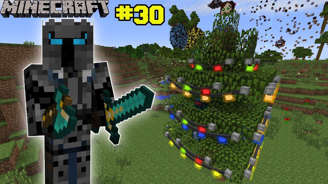 Minecraft: CHRISTMAS CHALLENGE [EPS7] [30] - YouTube