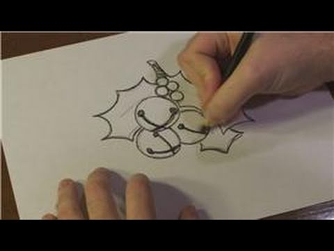 drawing lessons how to draw christmas bells youtube