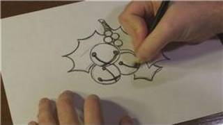 Drawing Lessons : How to Draw Christmas Bells