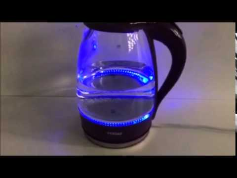 TODO 1 7L CORDLESS GLASS KETTLE