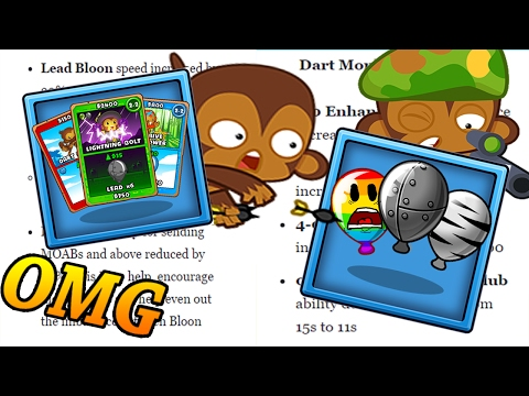 MY FAVORITE TOWER GOT NERFED! | BTD Battles Update 4.1 - Big Balance Changes Incoming!