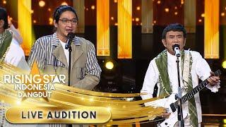 Rhoma Irama Duet Dengan Pasha Ungu Menyanyikan Lagu Judi Live Audition Rsid MP3