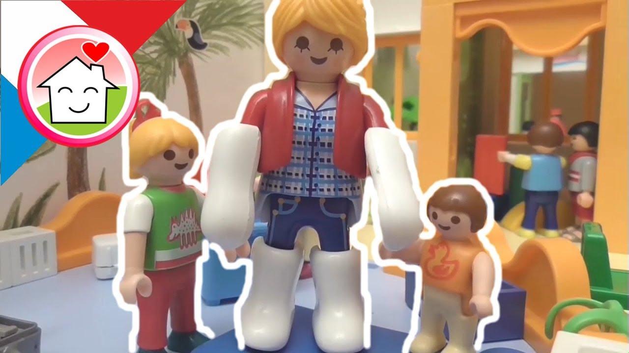 Hauser À En Anna La Playmobil Maternelle Français Va Famille f6Ygb7y