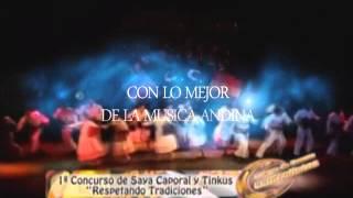 """2º CONCURSO DE SAYA CAPORAL Y TINKUS 2012 """"RESPETANDO TRADICIONES"""""""