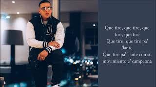 Download Lagu Que Tire Pa Lante - Daddy Yankee - (Lyrics) Terbaru