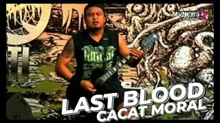 LAST BLOOD band - Cacat Moral Live at [ INDONESIA DEATH FEST#3 ] No: 23