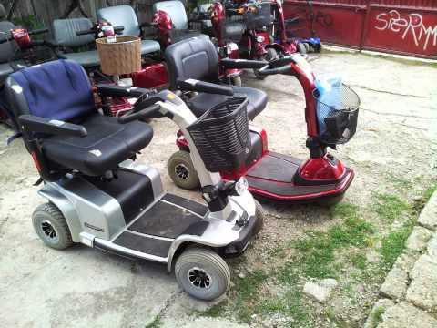 Tricicleta Electrica Adulti 2 Locuri Persoane Doovi