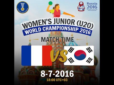 Group B. France - Korea