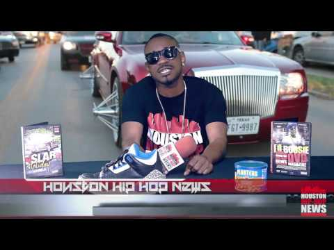 Houston Hip-Hop News show coming soon to cable & online!