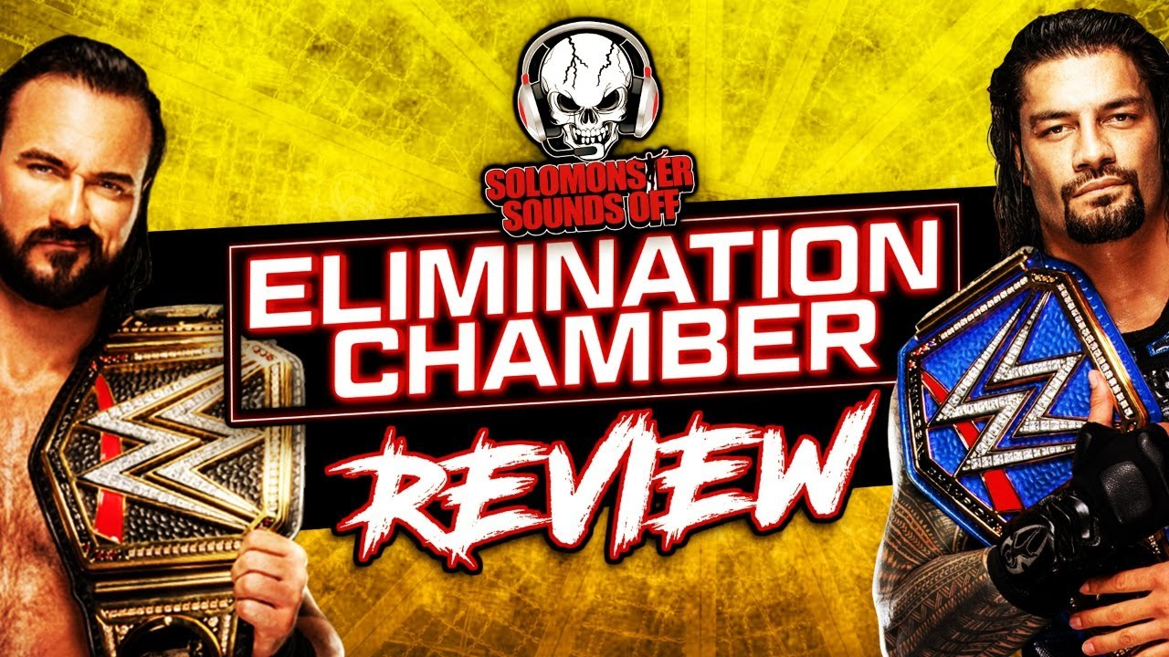 WWE Elimination Chamber 2021: Results, Miz cashes in, full recap ...