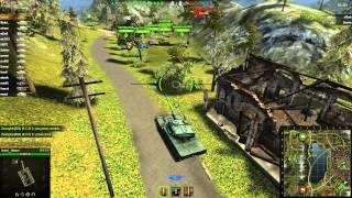 World Of Tanks-Guerre de Clan