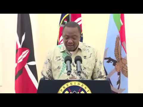 GITHU MUIGAI REPLACEMENT: President Uhuru issues a statement on his nominees for top legal job