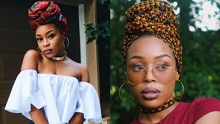 EASY Headwrap Tutorial + How I Style | Cee Cee's Closet