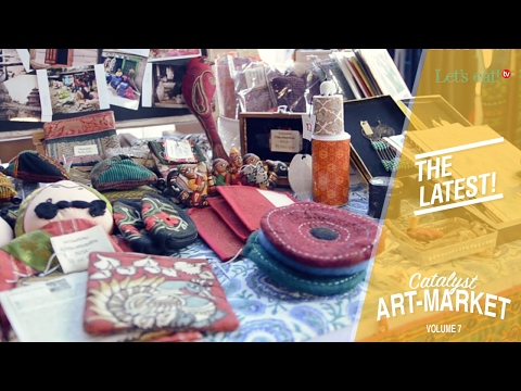 The Latest! - Catalyst Art Market, Vol. 7, 2016