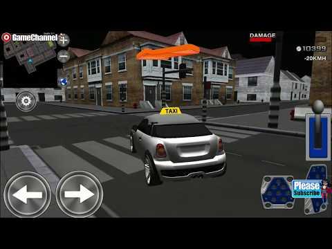 Furious Taxi Driver 2015 / 3D Car Racing Games / Android Gameplay Video
