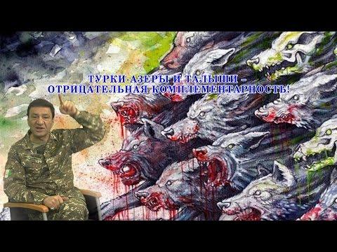 Talyshistan Tv 20.05.2016 News: Турки-азеры и талыши – отрицательная комплементарность!